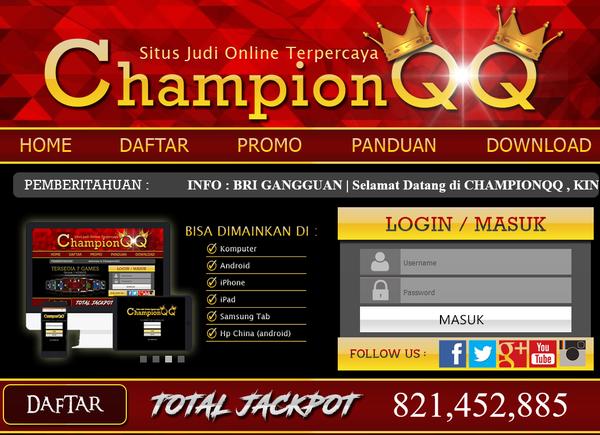 Gamble Online Indonesia