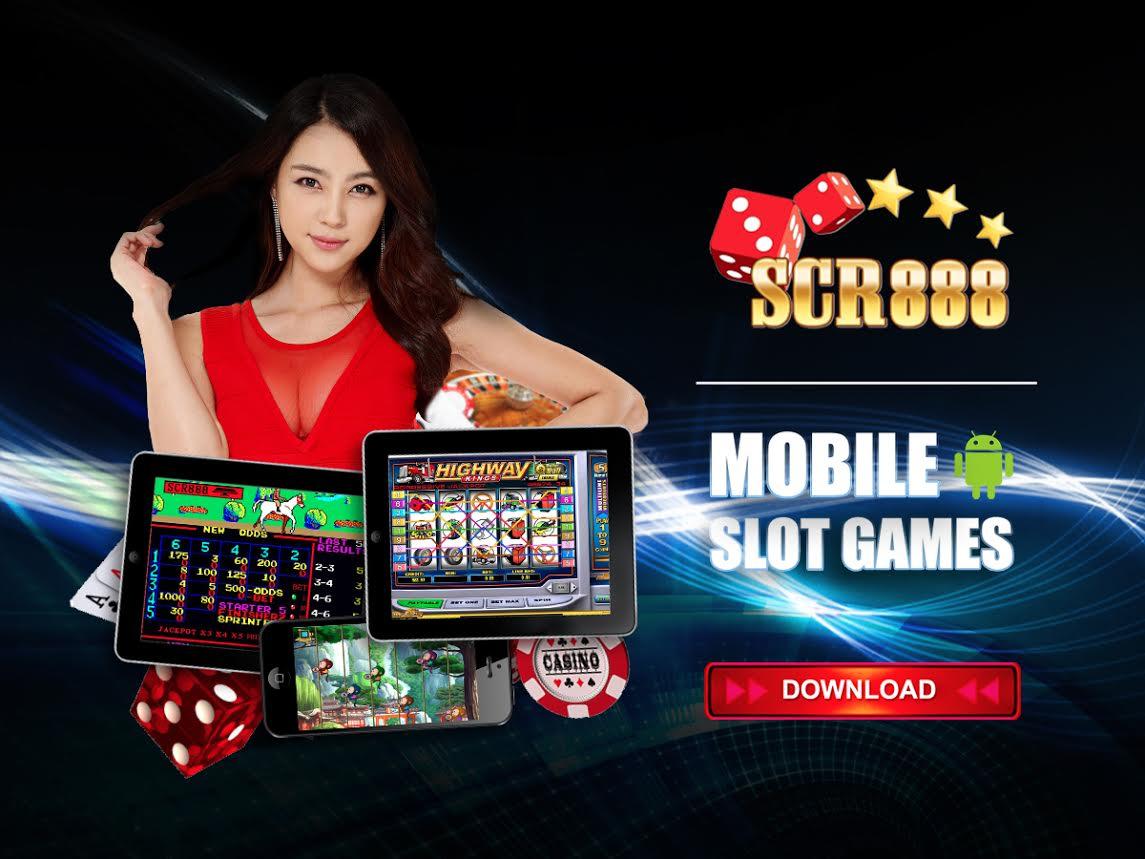 Win SCR888 Games