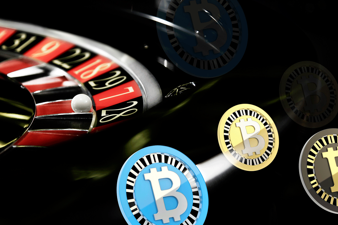 Bitcoin gambling