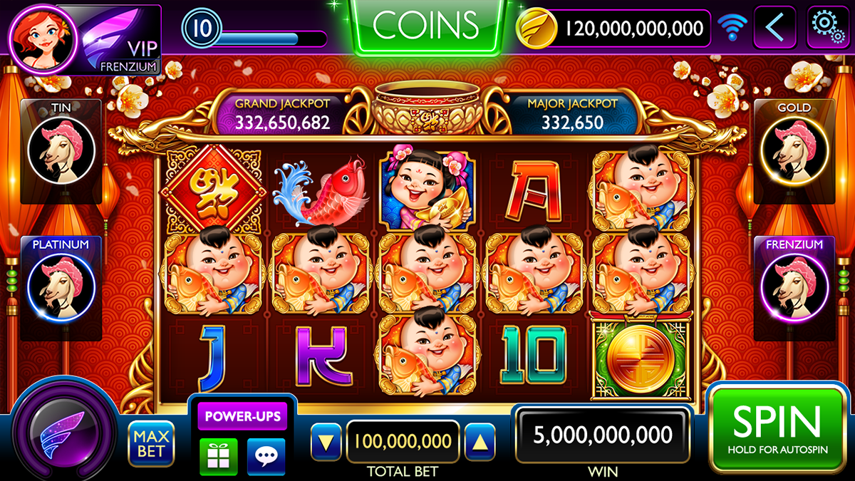 Playing Demo Version Slots